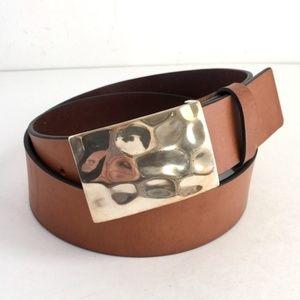 Silpada Italian Leather Belt - RETIRED